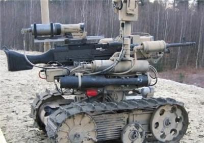 ربات جنگی