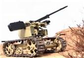 IRGC Showcases Combat, Reconnaissance Robots in Massive Drills