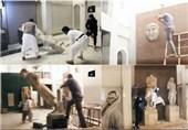 سرکرده داعش با آثار باستانی از موصل گریخت