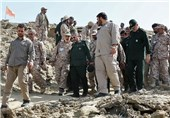 IRGC Completes Quake Relief Mission West of Iran