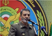 Army Chief: Iran Standing Firm against Threats