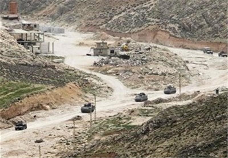 Hizbullah IŞİD'in Baalbek'teki Mevzilerini Yerle Bir Etti