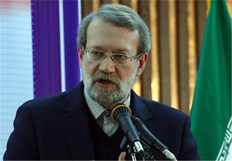 Iran's Parliament Speaker in Qatar for Talks