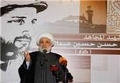 شیخ نعیم قاسم: عرصه را برای اسرائیل و تکفیریها خالی نمیکنیم