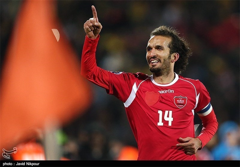 Persepolis's Mohammad Nouri Passes Ali Karimi Record