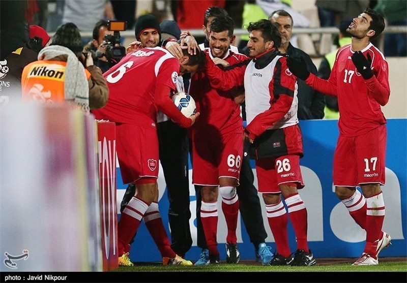 Iran's Persepolis Edges Bunyodkor in ACL
