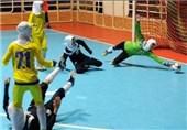 آغاز دور برگشت لیگ برتر فوتسال بانوان با پیروزی ملی حفاری و نامی نو