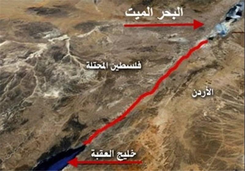 خبیر مصری: مشروع قناة البحر المیت یقضی على قضیة فلسطین