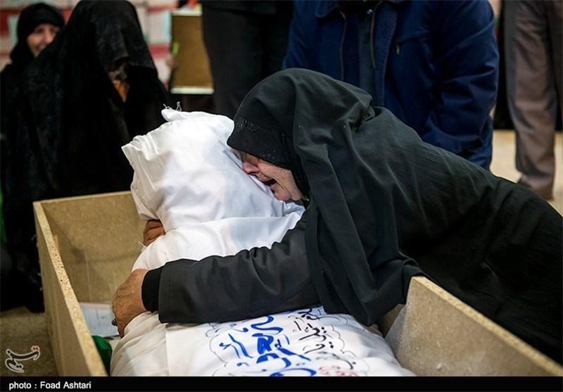 حاجتی که روا شد: «گمنامِ خیبر» بعد از 31 سال به آغوش مادر بازگشت + فیلم