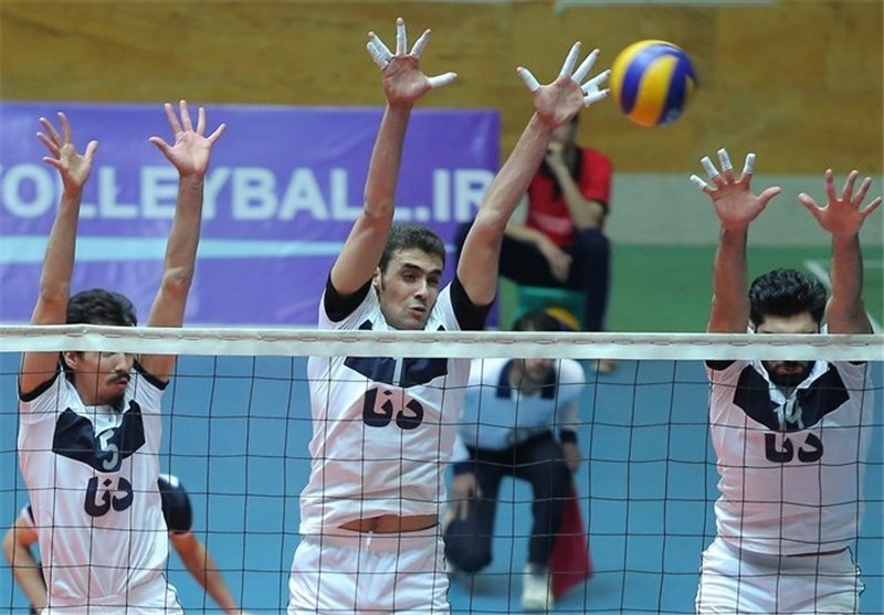 Paykan Crowned Champion of Iran Volleyball League