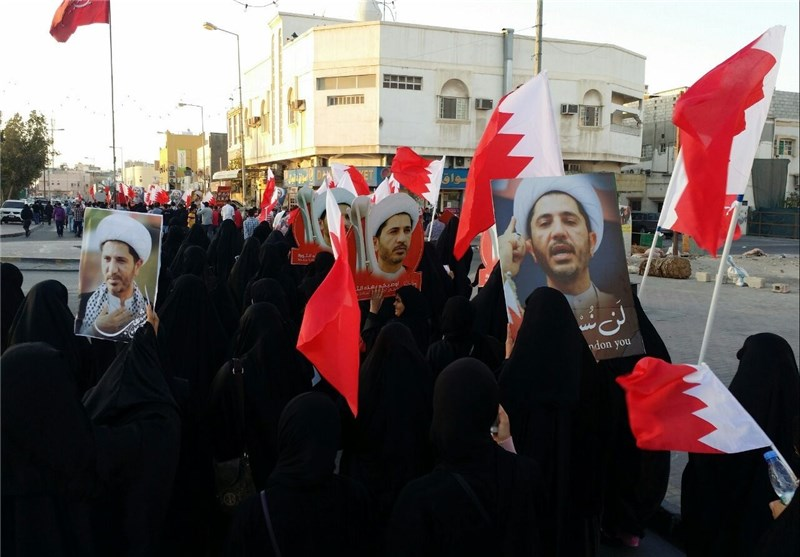 People in Bahrain Stage Protest Rallies to Denounce Court Death Sentences