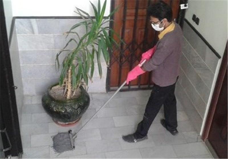 نرخ مصوبی برای کارگران نظافتچی خراسانرضوی وجود ندارد