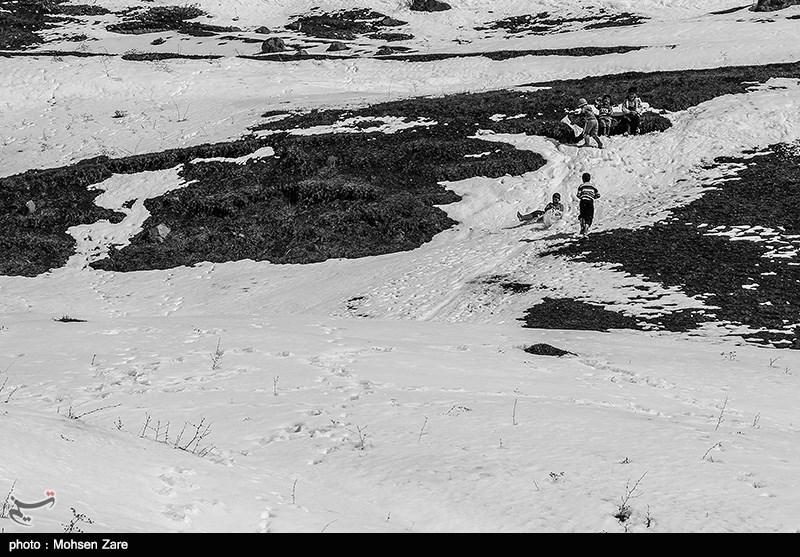 Iran's Beauties in Photos: Winter in Ardebil