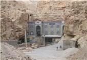 Bibi Hakime Tomb South of Iran