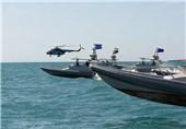 اخطار سپاه به 7 شناور آمریکایی در تنگه هرمز