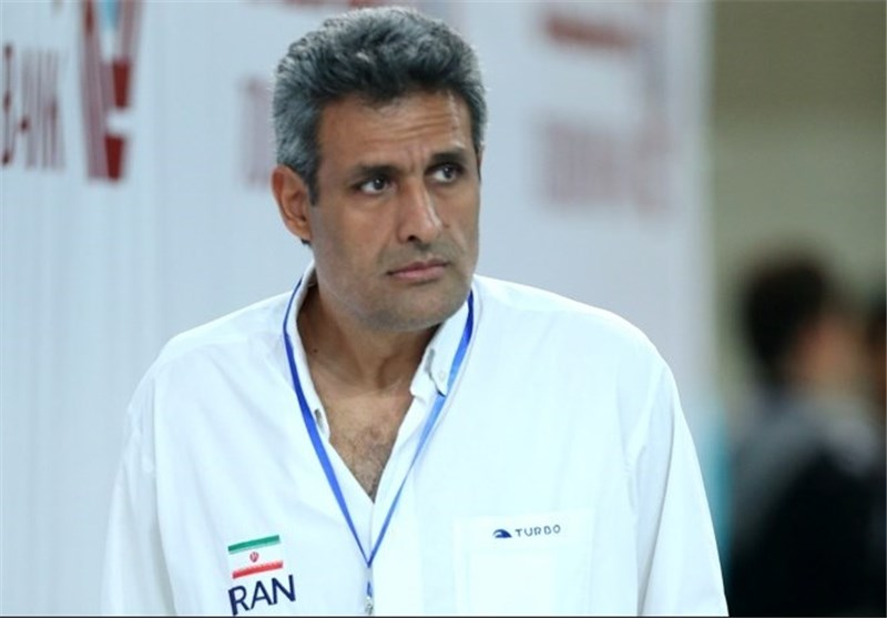 Sirous Taherian Named Iran Water Polo Coach