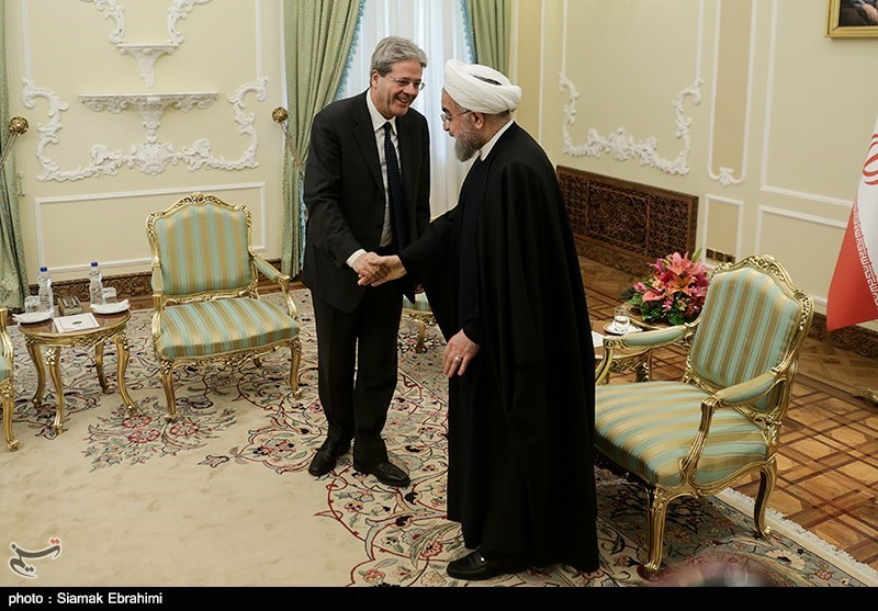 رئیس وزراء ایطالیا: الاعتداء الارهابی فی طهران یرسخ عزمنا فی محاربة الارهاب