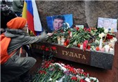 Mourners Honor Russian Opposition Leader Nemtsov