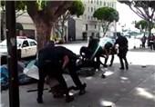 US Police Kill Unarmed Black Man, Violently Beat Up A Hispanic