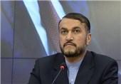 عبد اللهیان یؤکد ضرورة اعتماد آلیة سیاسیة لحل الأزمة السوریة