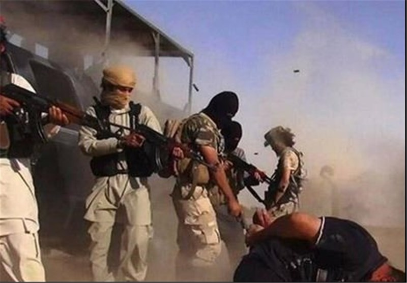 داعش یعدم
