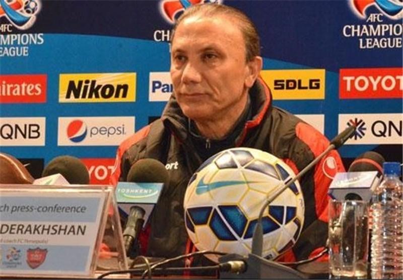 We Didn't Take Advantage of Our Chances: Persepolis Coach Derakhshan