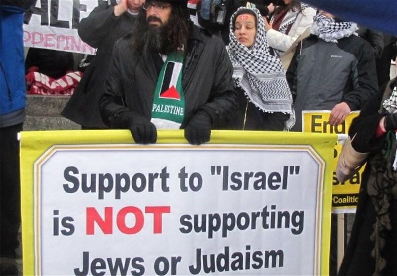 US Arrests Anti-Israeli Protesters in Washington (+Photos)