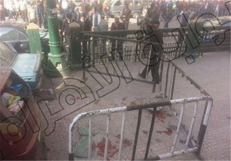 Explosion Causes Damage to Italian Consulate in Cairo