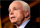Senator McCain Says US Stands with Ukraine against Russia