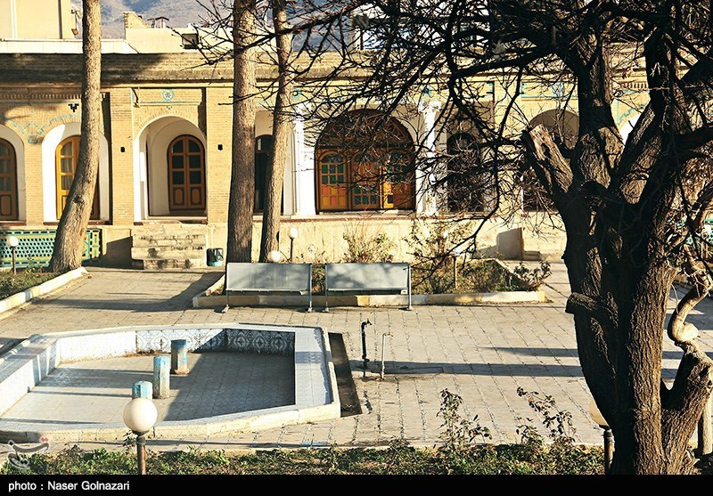The Vali Castle : A Monument of Qajar Period in Ilam City