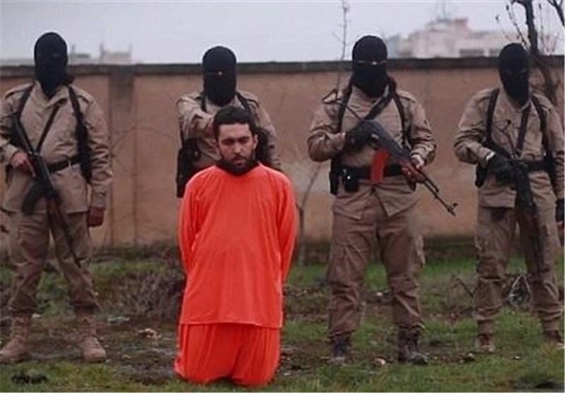 داعش تعدم