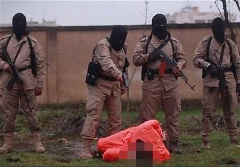 داعش 2 افسر سابق نیروی هوایی عراق را تیرباران کرد