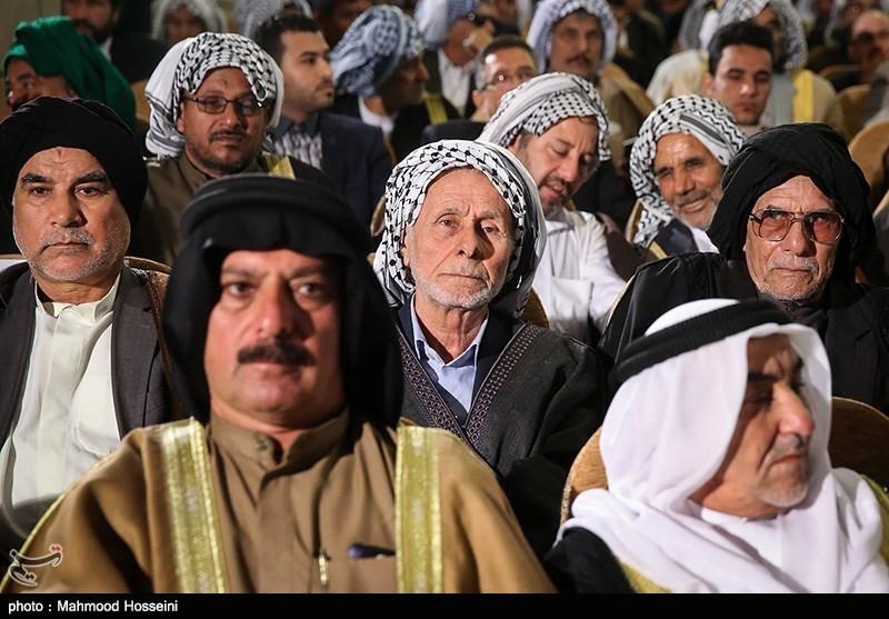 """عشایر عرب خوزستان در محکومیت حادثه تروریستی اهواز تاکید کردند: """"این حادثه بدون پاسخ نخواهد ماند"""""""
