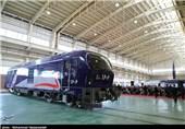 Iran Inaugurates Tunneling Locomotive Production Line