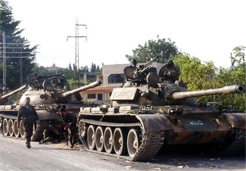 الجیش السوری یواصل حربه على المسلحین جنوباً ویقترب من کفرناسج