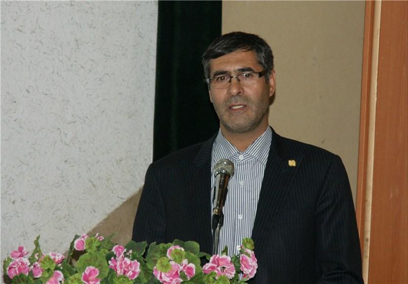 علی رحمتی مدیرکل حمل و نقل زنجان