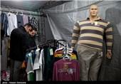نمایشگاه فروش کالاهای اساسی در استان گلستان برپا شد