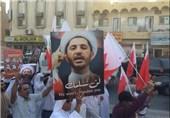 پافشاری مردم بحرین برای آزادی شیخ سلمان + عکس