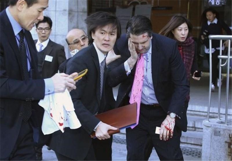 Attacker Slashes Face of US Ambassador in South Korea