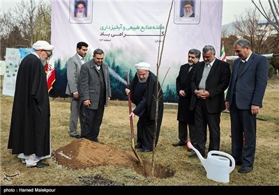 Iran Starts Marking National Week of Natural Resources