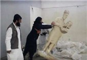 Iraq Says ISIL Militants 'Bulldozed' Ancient Site