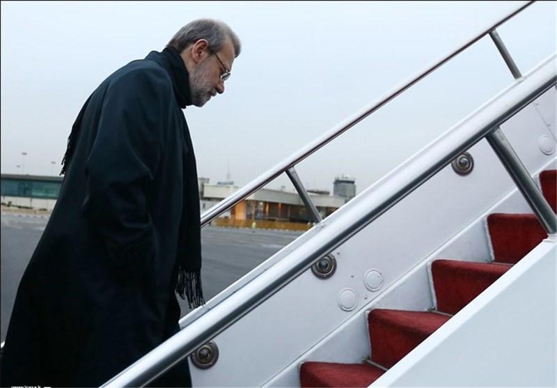 Iran's Larijani Calls for Closer Economic Cooperation with Japan