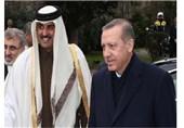 قطر از بیم ائتلاف مصر و امارات، با ترکیه پیمان نظامی امضا کرد