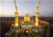 تنظیم المومنین امام بارگا میں ولادت امام علی علیہ السلام کی مناسبت سے جشن کا اہتمام