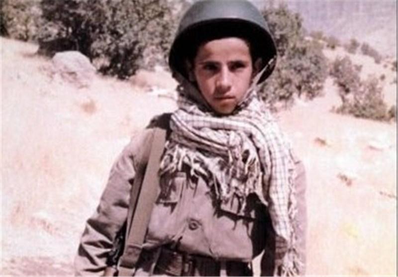 مرحمت بالازاده؛ شهید 11 سالهای که حکم جهادش را از دستان مقام معظم رهبری گرفت