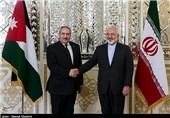 Iran, Jordan Stress Cooperation on Regional Issues