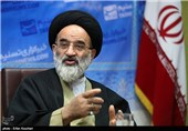 حضورحجت الاسلام تقوی از خبرگزاری تسنیم