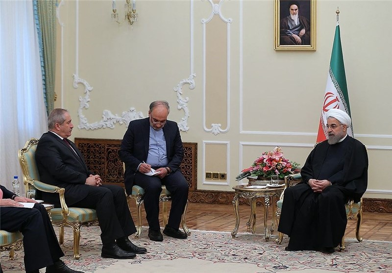 Iran's President Urges Concerted Pressure on Israel for Peace