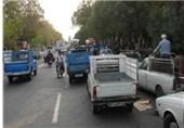 40 درصد قاچاق کالا در استان گلستان توسط باربریهای غیرمجاز انجام میشود