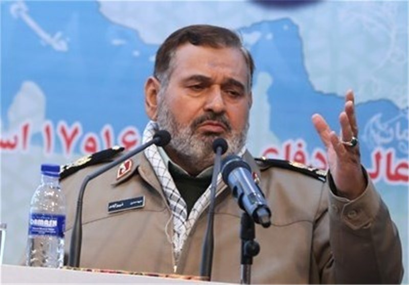 Foreigners Not Allowed to Inspect Iran's Military Sites under Any Protocol: Commander